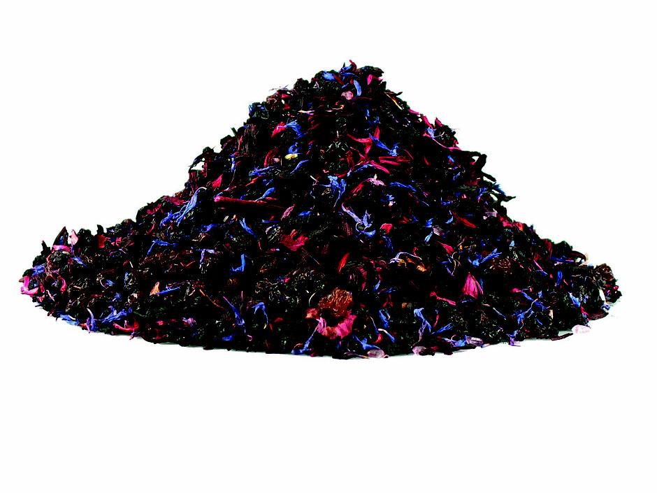 Früchte Tee / Holunder -  ideal auch für die Original Kirchlengeraner Winter Punsch Mischung mit Rotwein oder rotem Traubensaft