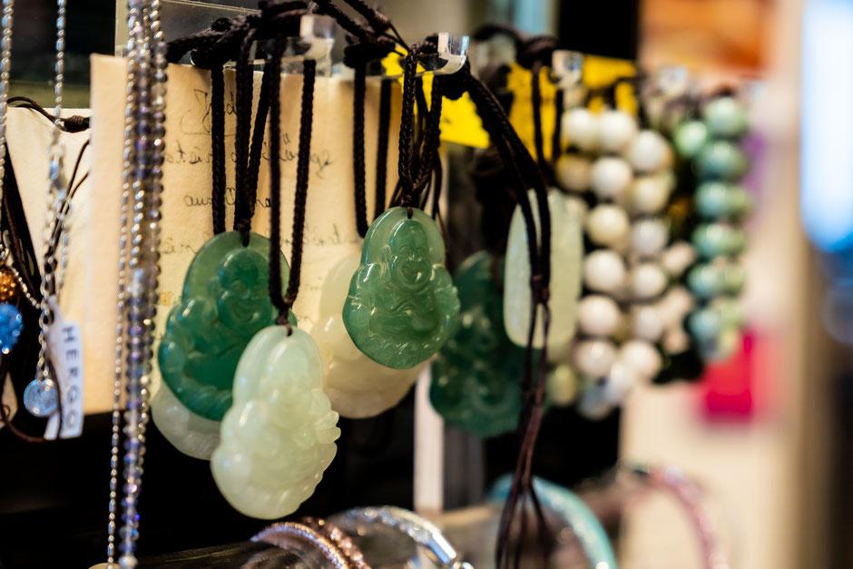 Jade Original aus China / Edelstein der Könige ein kleiner Schatz