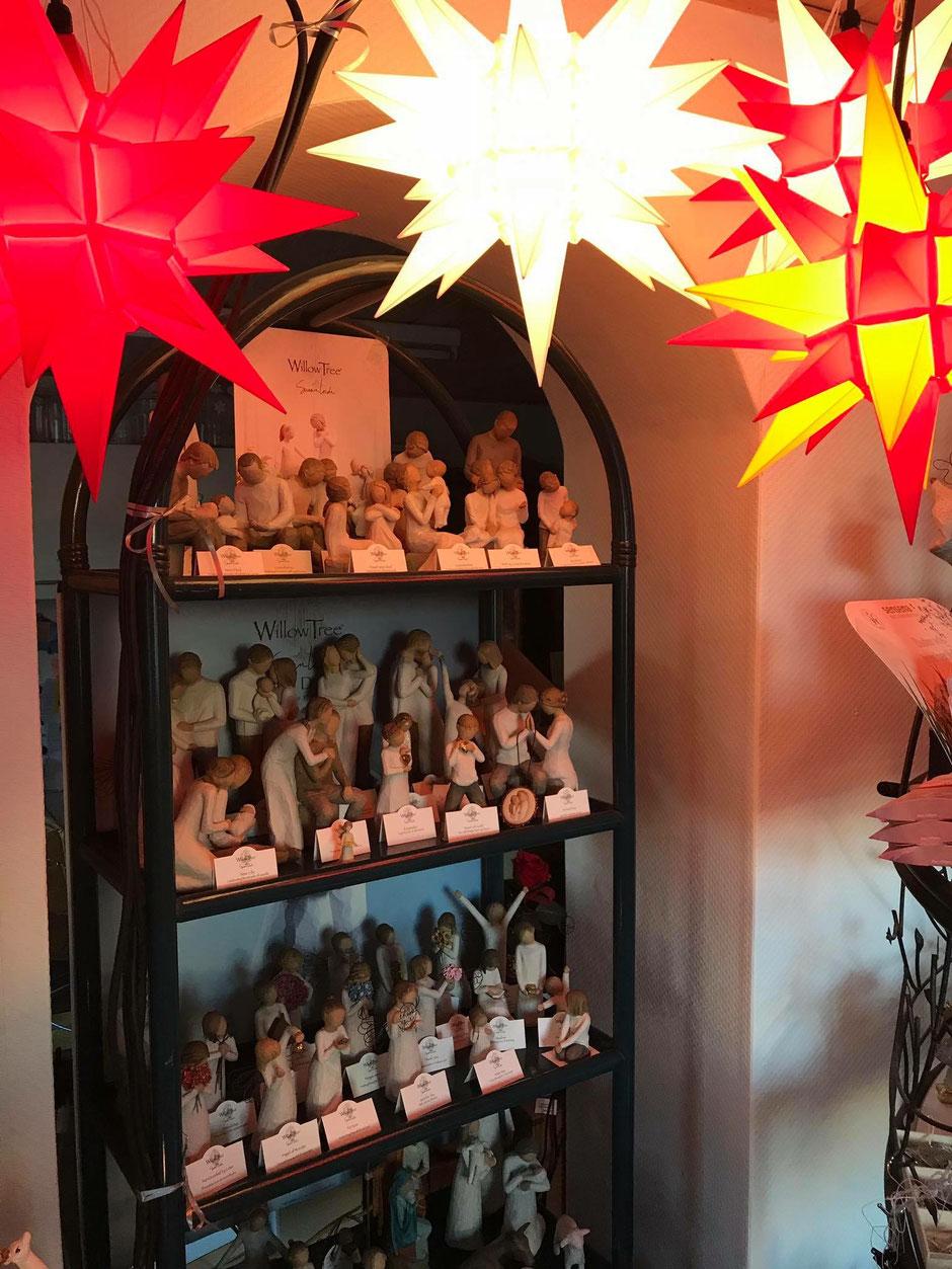 Das besondere Angebot - Willow Tree Figuren / Herrnhuter Sterne in allen Farben und Grössen !!!!!!!!!!!!
