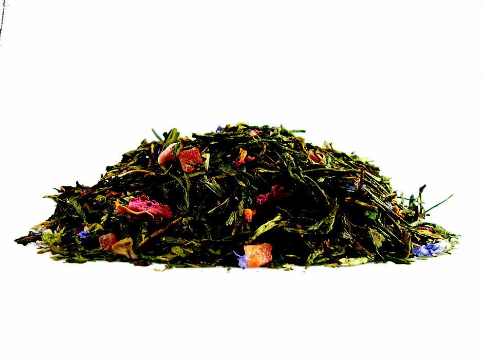 Grüner Tee / Anastasia - als Einsteigertee und zum Nachmittag als Genuss