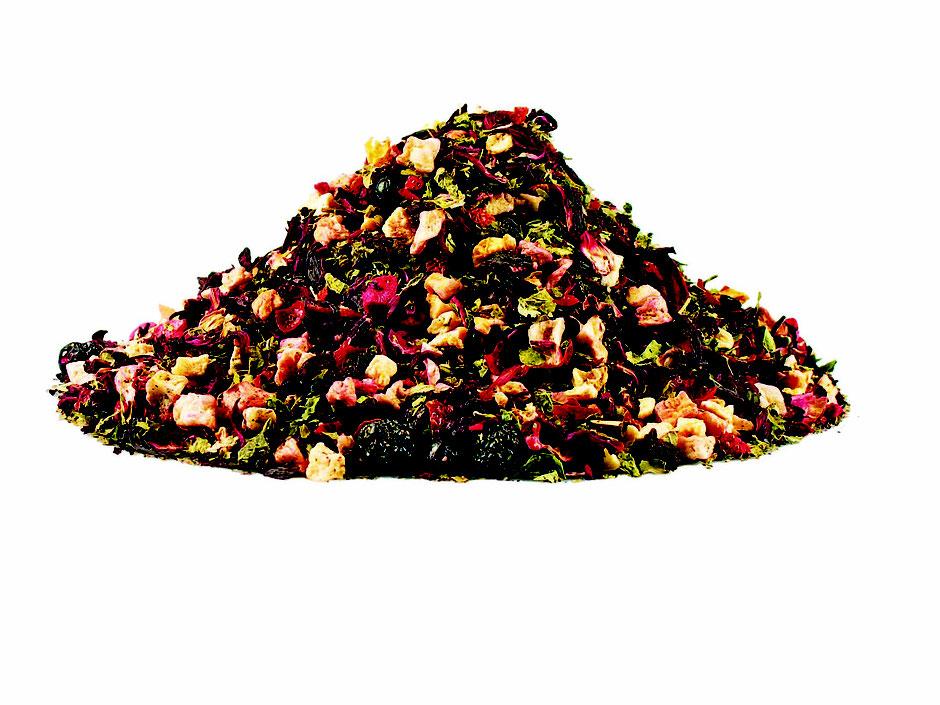 Früchte Tee /  Heimischer Obstkorb