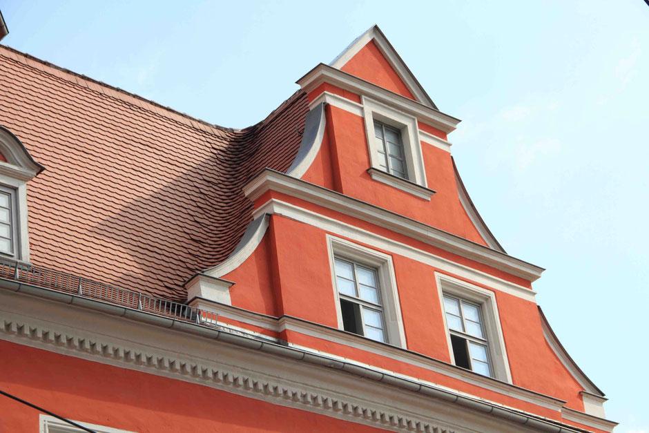 Denkmalschütz Sanierung  in Augsburg und Umgebung