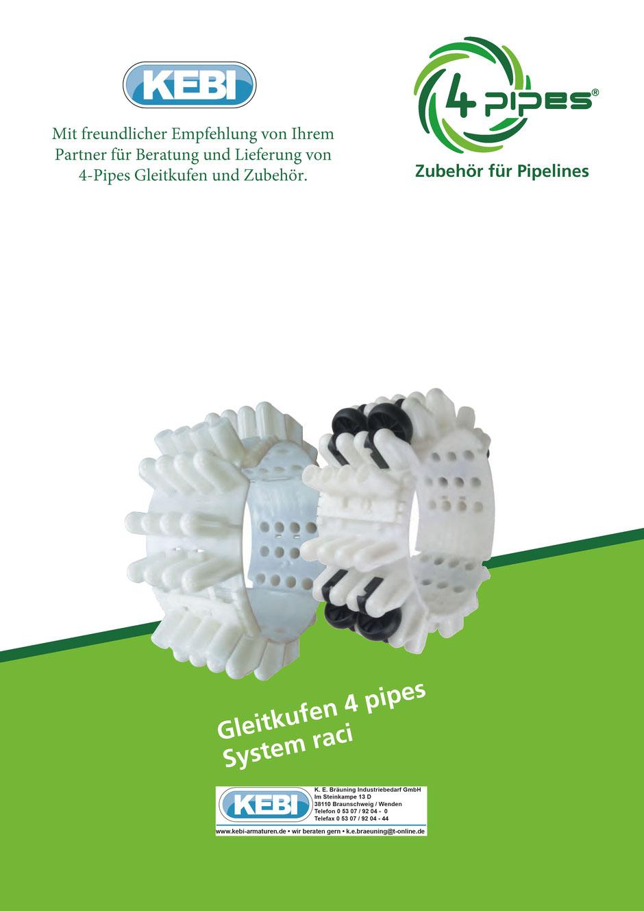 KEBI RACI Gleitkufen Katalog PDF