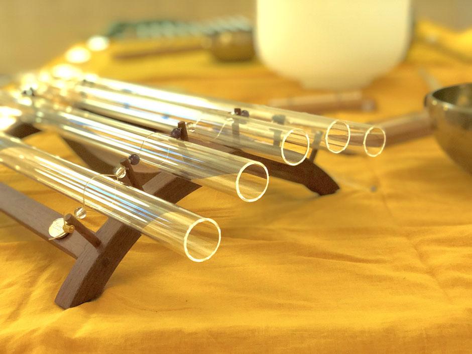 Kristallklangröhren