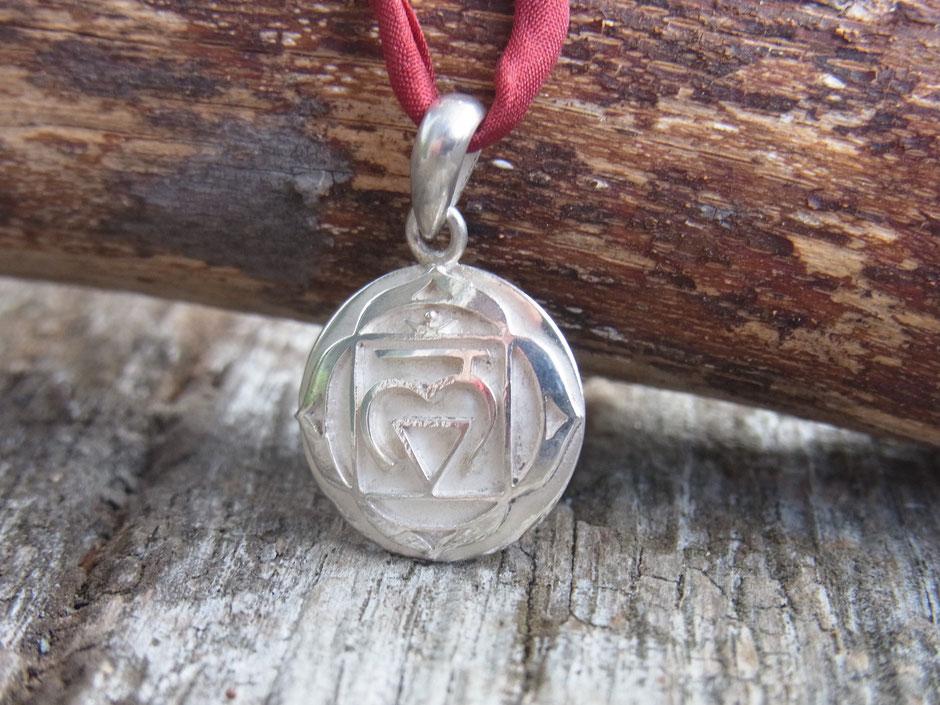 Das Symbol des Wurzelchakras