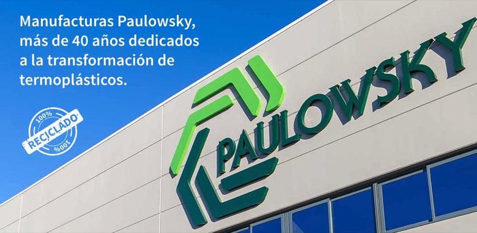 Manufacturas Paulowsky, más de 40 años dedicados a la transformación de termoplásiticos