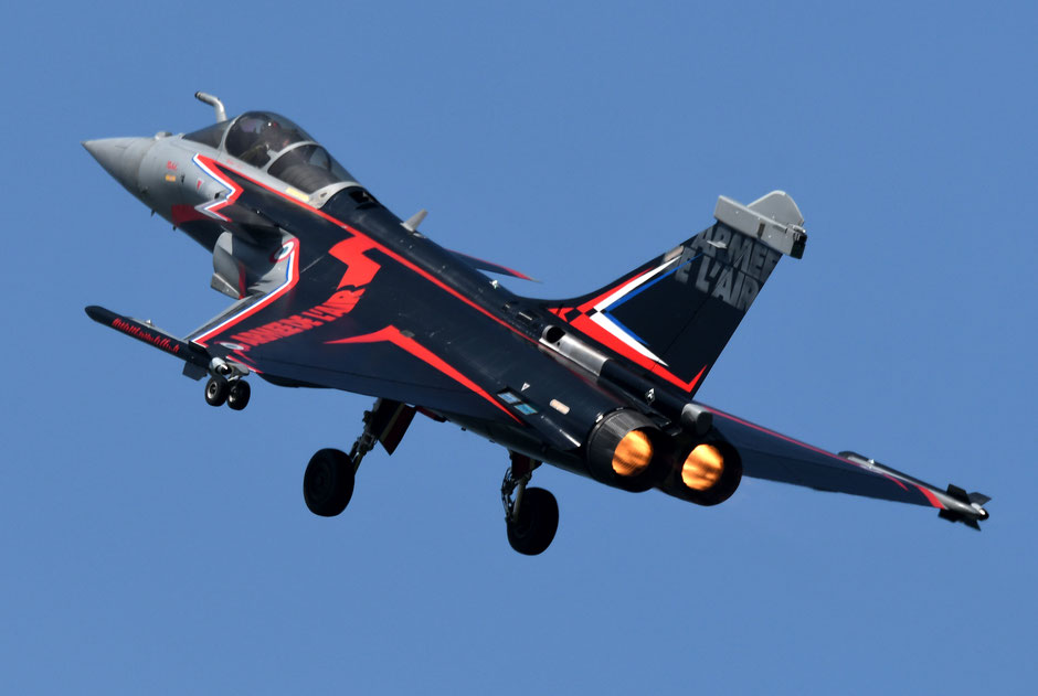 Rafale Solo Display 2018  !!!