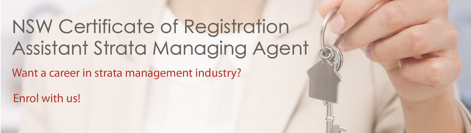 Certificate of registration - NSW