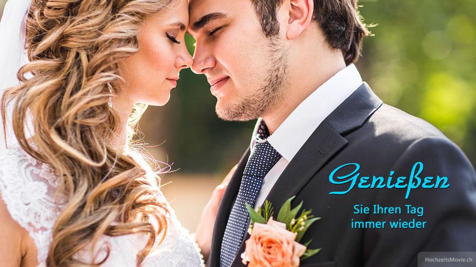 Ihr Hochzeitsvideo verbindet Sie noch mehr