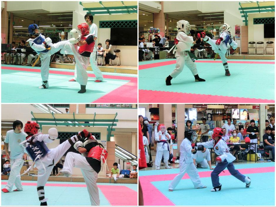 武道・格闘技交流フェスティバル 組手試合