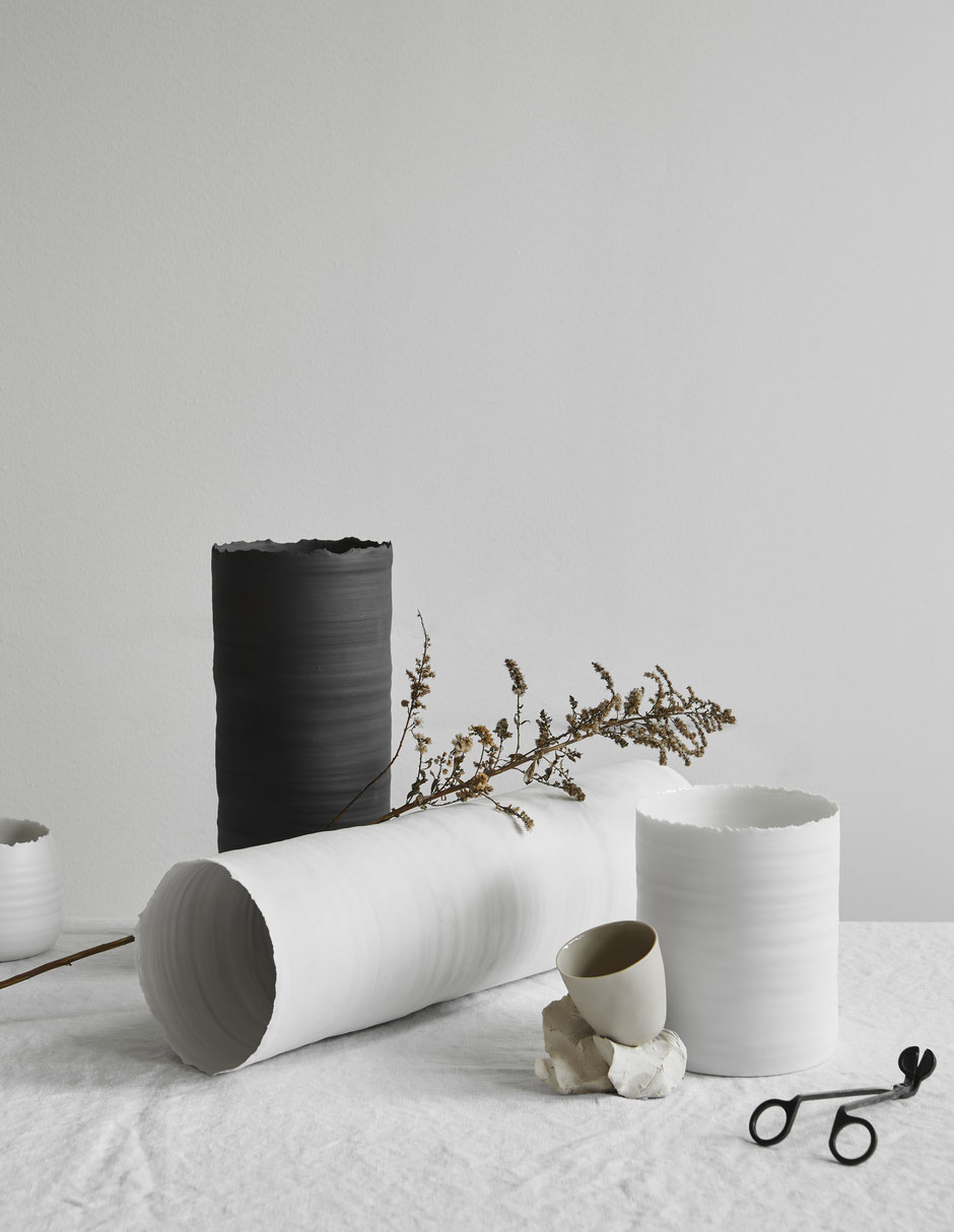 Kajsa Cramer sustainable handmade ceramics