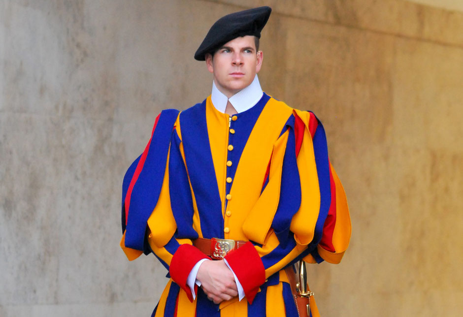 The young men from the Loetschental Valley, raised on a high dairy based diet were so perfect and pleasing in physique, strength, and character that the Vatican favoured them over all others in Europe to serve as the Papal Guard.