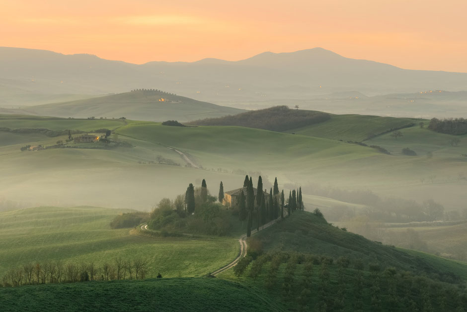 Life will be better when I'm living on my vineyard in semi-retirement in Tuscany