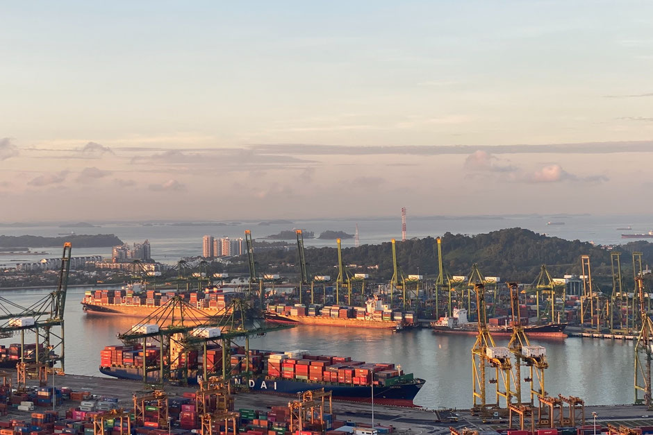There are consequences to having the world's second-busiest port on our doorstep.