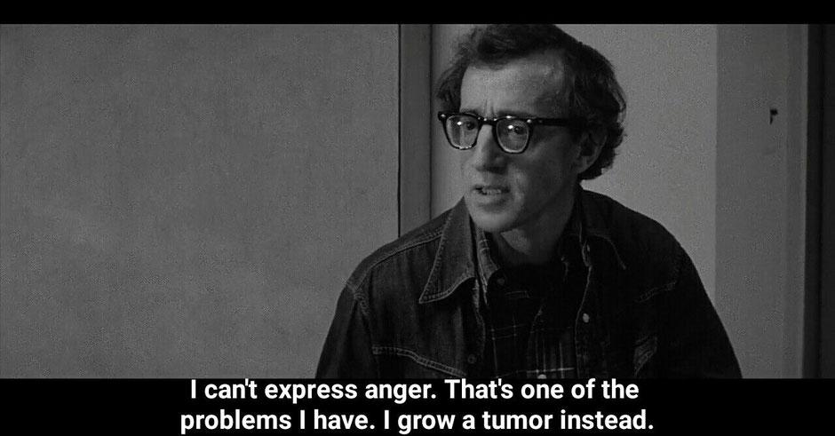 Woody Allen, Manhattan, 1979