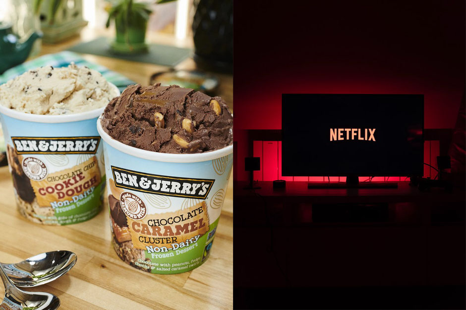 Sitting around on the coach binging on Netflix and ice cream might not be the best solution for your low back pain!