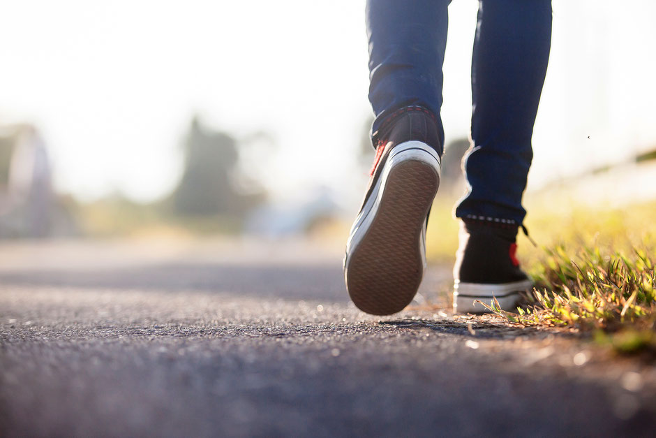 Going for long and relaxing walks outdoors is the best exercise to help you lose weight