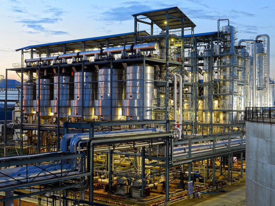 Modern sugar production involves using flocculants, poly DADMAC & poly AMINE polymers, sanitation biocides, TripolymerPolyacrylate, starch hydrolysing enzymes, dextrasol, viscosity reducers, amsolen PSR, water treatment chemicals and RO antiscalants.