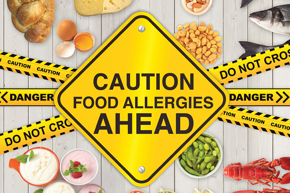 Food allergies can contribute to a leaky gut, weak core and low back pain