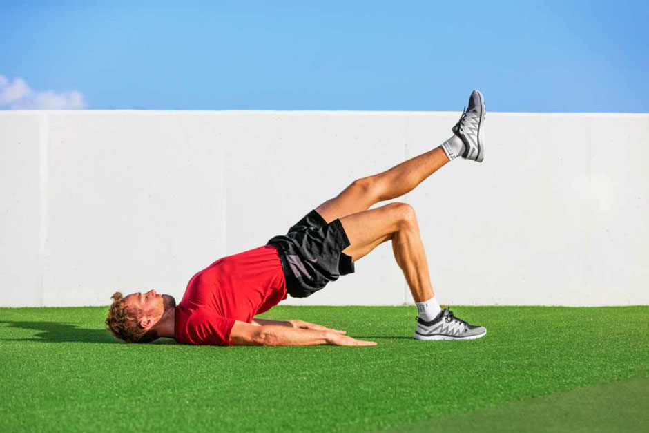 Focus on single-leg exercises as they correct muscular imbalances and improve balance and core stability.