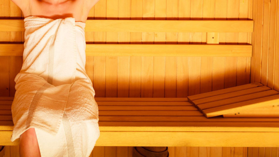 Cellulite = fat + toxicity. Infrared saunas are the #1 way to detox. So...