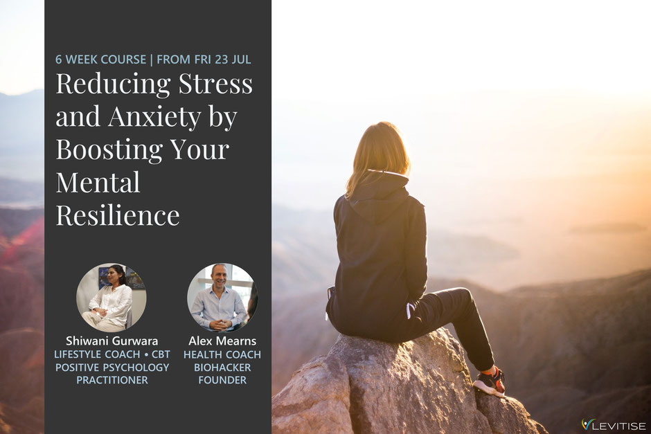 6 Week Course: Reducing Stress and Anxiety by Boosting Your Mental Resilience