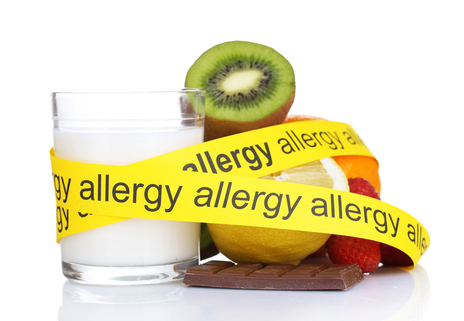 Food allergies and intolerences cause inflammation, overexcite the immune system and physically drain you of energy.