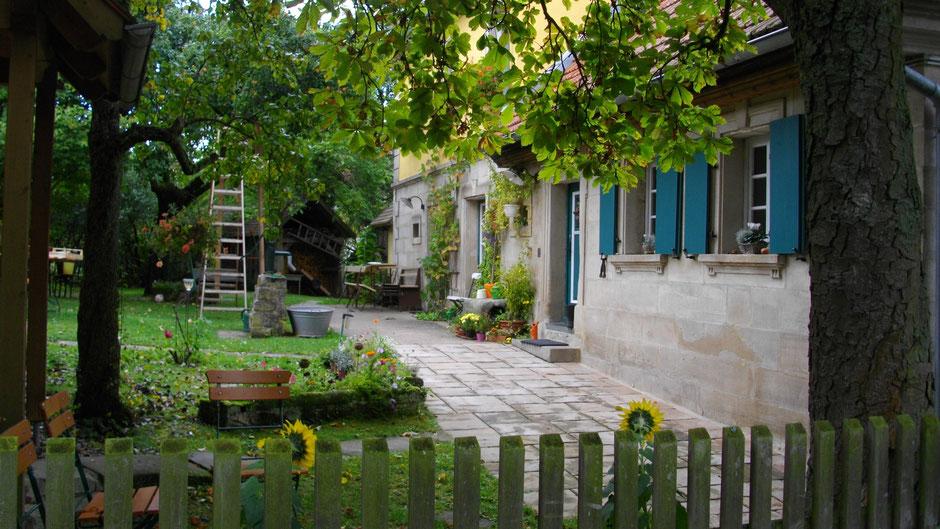 Goldkronach – Bindlach (anfangs schöne Etappe)