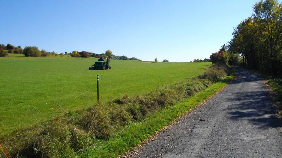 Bayreuther Golfplatz auf dem Rodersberg