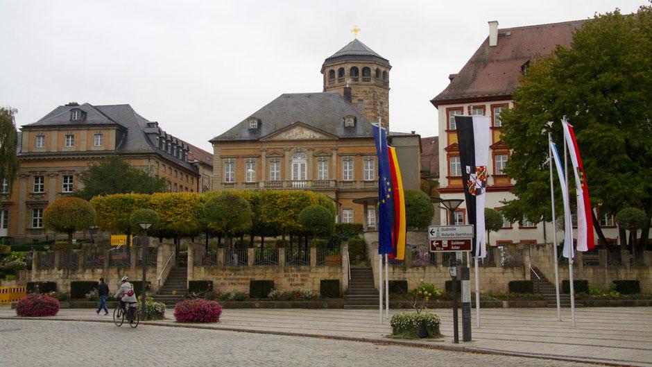 "Die ""Harmonie"" heute, Blick vom La-Spezia-Platz"