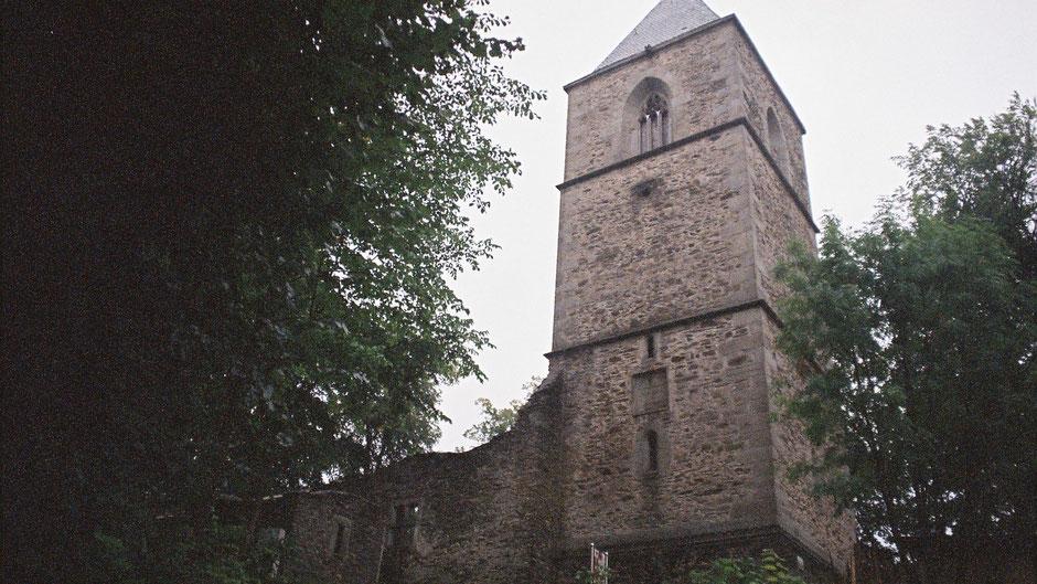 Wallfahrtskirche St. Katharina auf dem Wunsiedler Hausberg/Katharinenberg