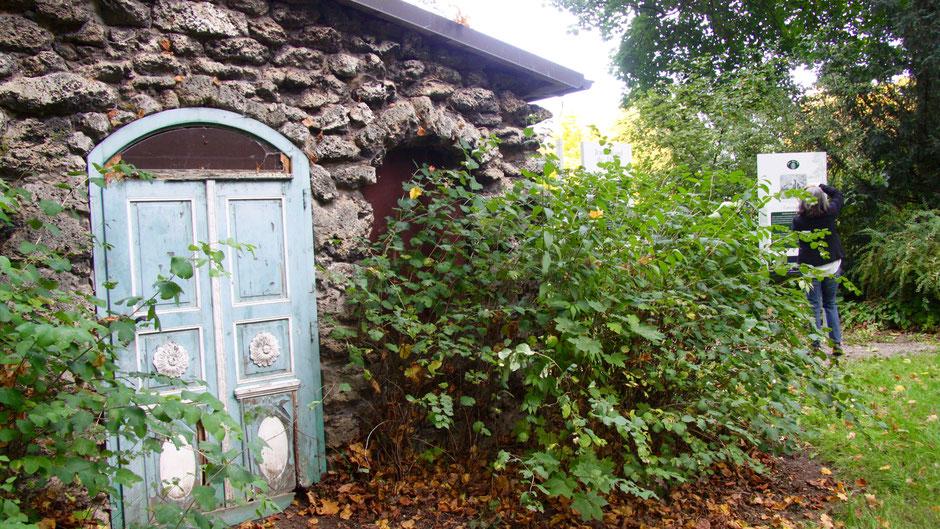 Groß- und Sonderstation 117 im Miedelpark  – »Jean Paul und die ›Dinte«