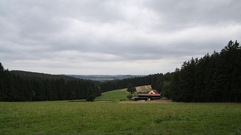 Waldgasthof und Pension Schweinsbach im Bischofsgrüner Forst