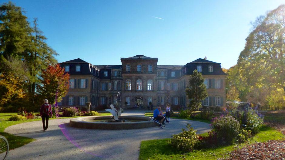 Schloss Fantaisie am Sonntag, den 15. Oktober 2017