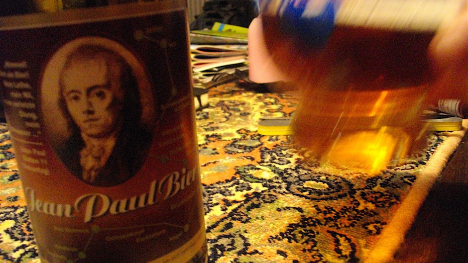 Das süffige Jean-Paul-Bier der Brauerei Lang