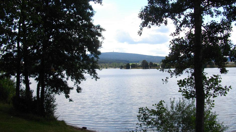 Der Weißenstädter See