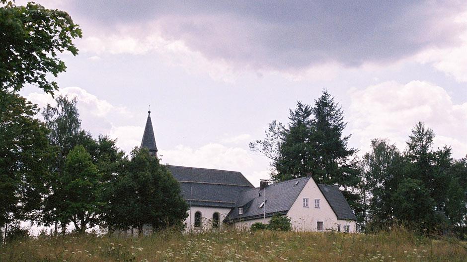 Katholische Kirche von Röslau