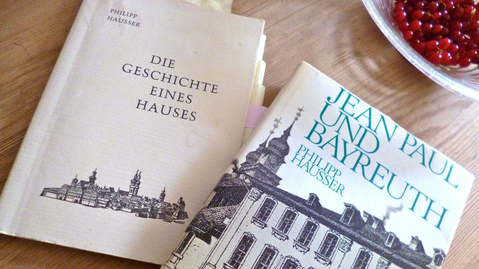 Die »Hausserschen Bücher«
