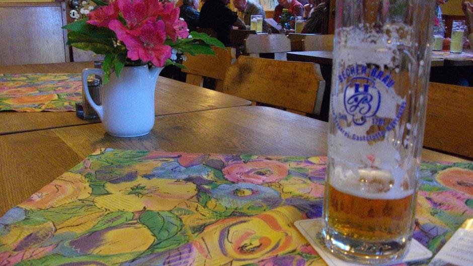 Gaststube Becher-Bräu in Bayreuth
