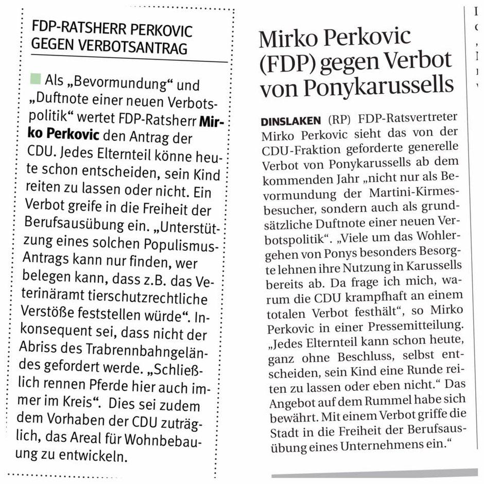 © NRZ Dinslaken & RP Dinslaken vom 4.11.16