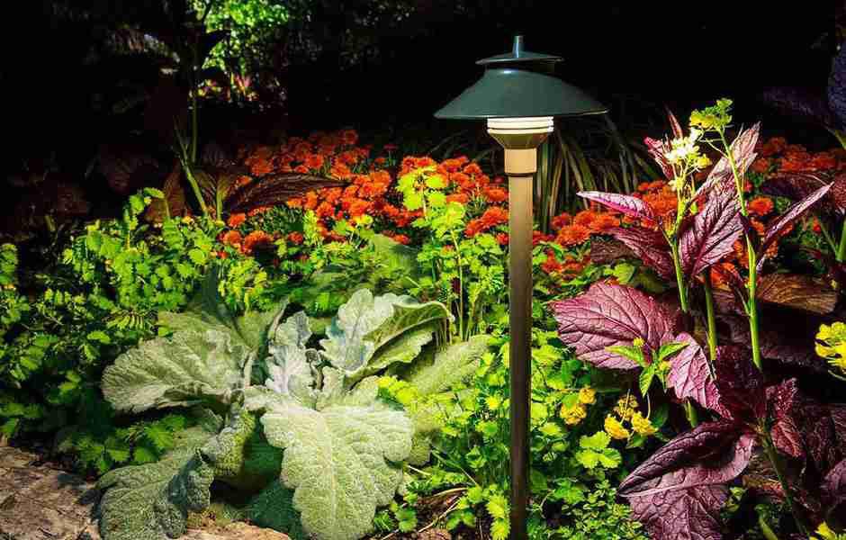 Garten- und Außenbeleuchtung