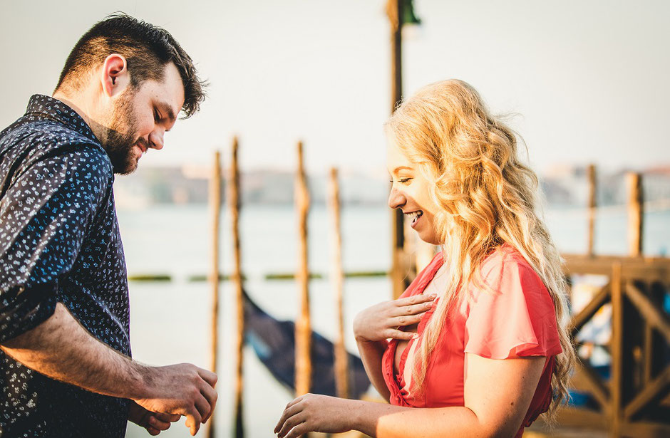 proposal photographer in venice
