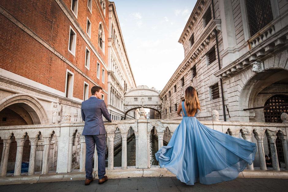 Photographer Venice Engagement