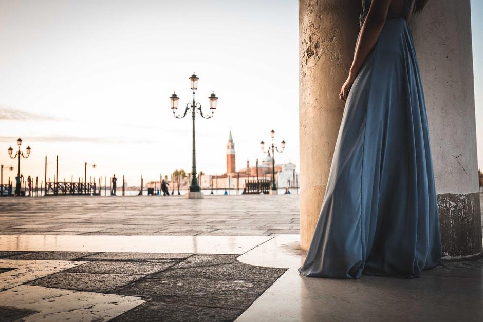 Venice Photographer Engagement
