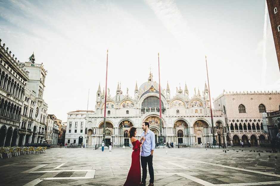 engagement photoshoot photographer venice italy
