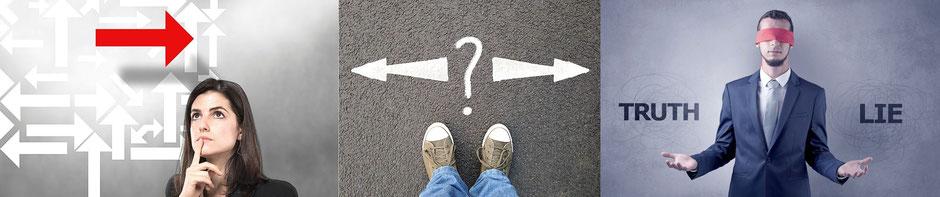 Ci sono più livelli di processo decisionale e tutti sono importanti, ma il più alto è quello proveniente dalla nostra Anima. Quando i principi superiori guidano quelli inferiori, facciamo le scelte migliori.