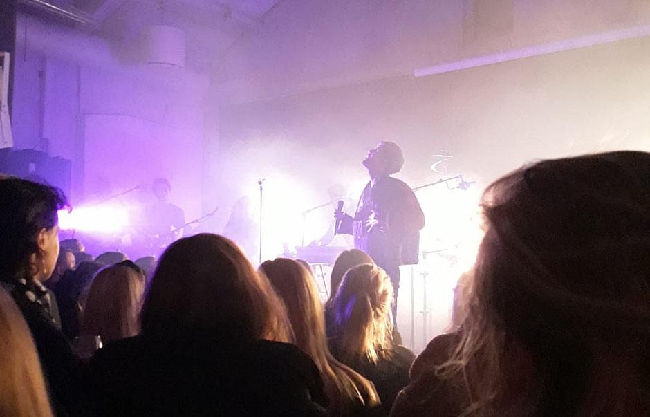 concertverslag optreden Duncan Laurence in Oslo 2019