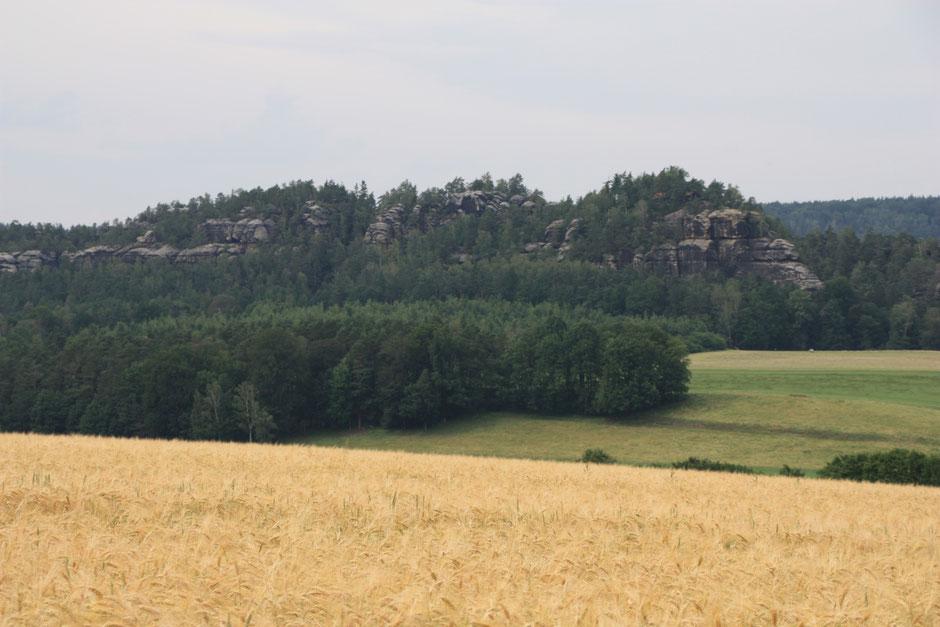 Rauenstein (die letzte Etappe)