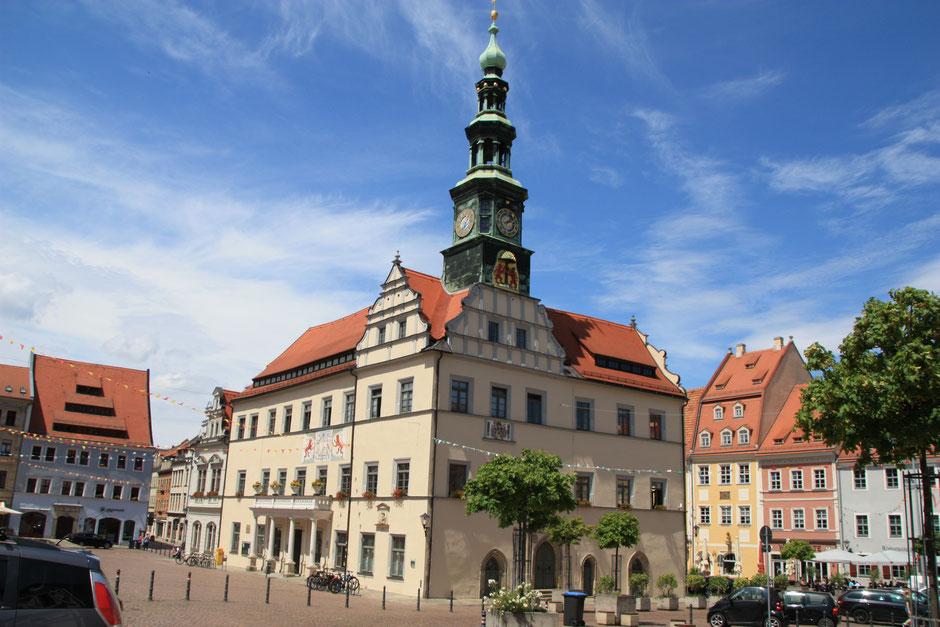 Rathaus in Pirna