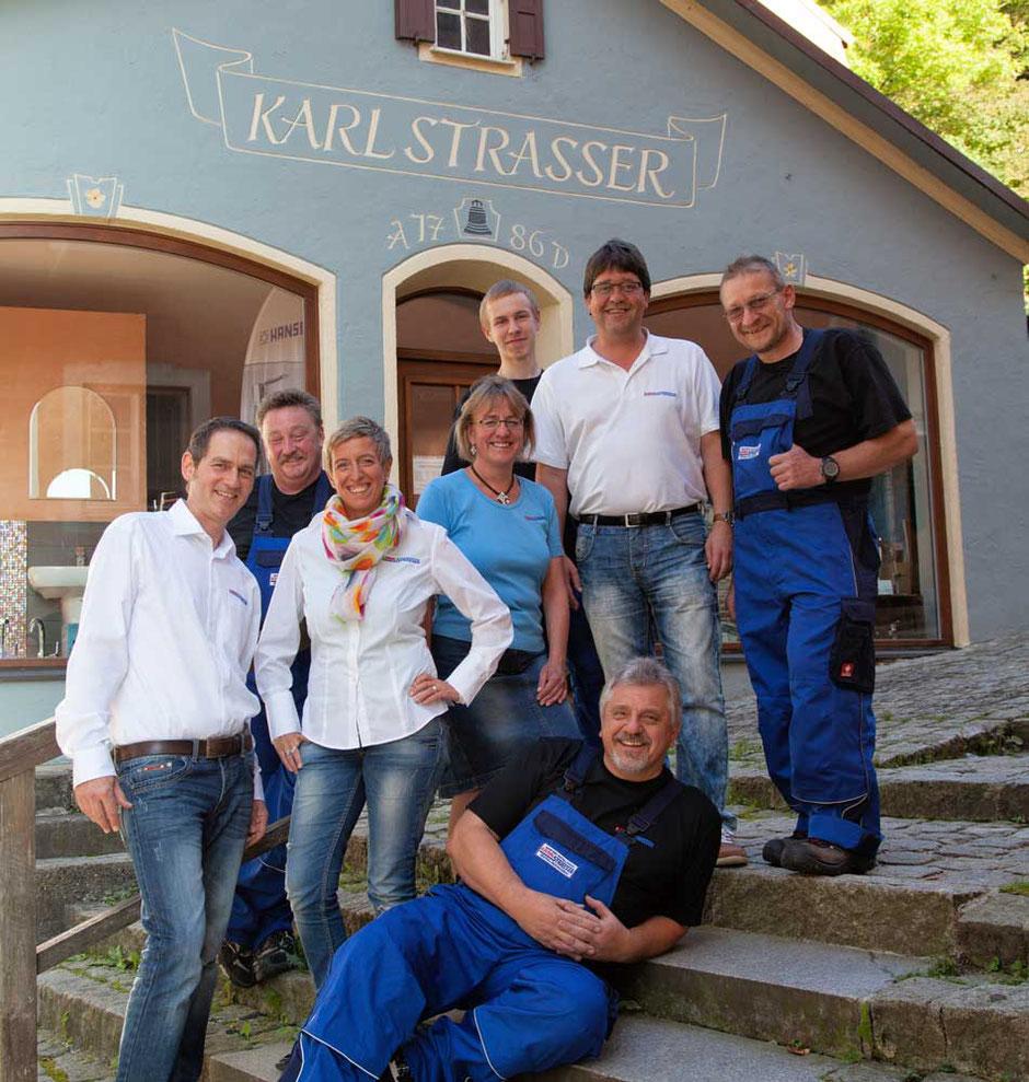 Inhaberpaar/Geschäftsleitung: Rudolf Klein & Doreen Klein - links